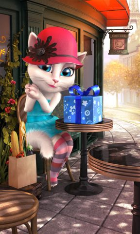 Talking Angela for Android