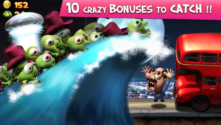 Zombie Tsunami for Android - Free Download