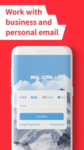 myMail untuk Android