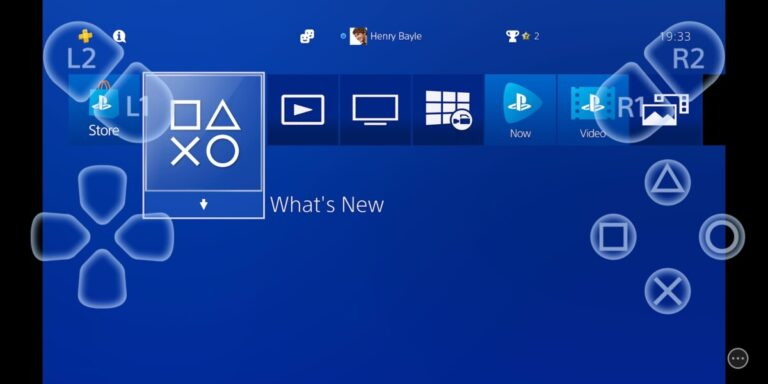 PS4 Remote Play per Android