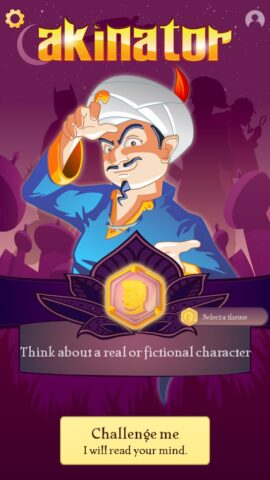 Akinator for Android