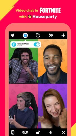 Houseparty for Android
