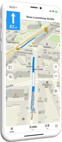 MAPS.ME для Android