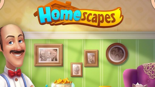 Homescapes – Чистота и порядок