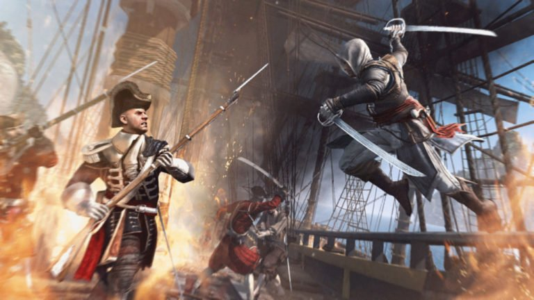 Новой серии Assassin's Creed от Ubisoft не будет в 2019 году