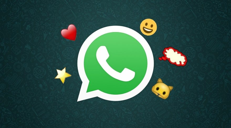WhatsApp обзавелся библиотекой стикеров