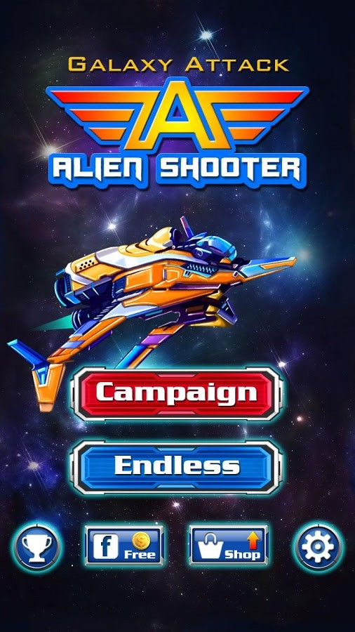 Galaxy Attack Alien Shooter