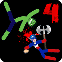 Stickman Warriors 4