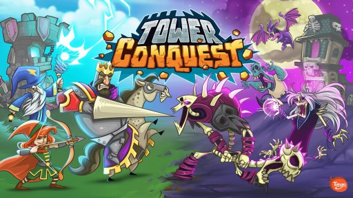 Tower Conquest – Война вселенских масштабов