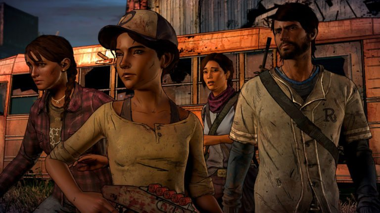 The Walking Dead: A New Frontier – Череда смертельно опасных испытаний