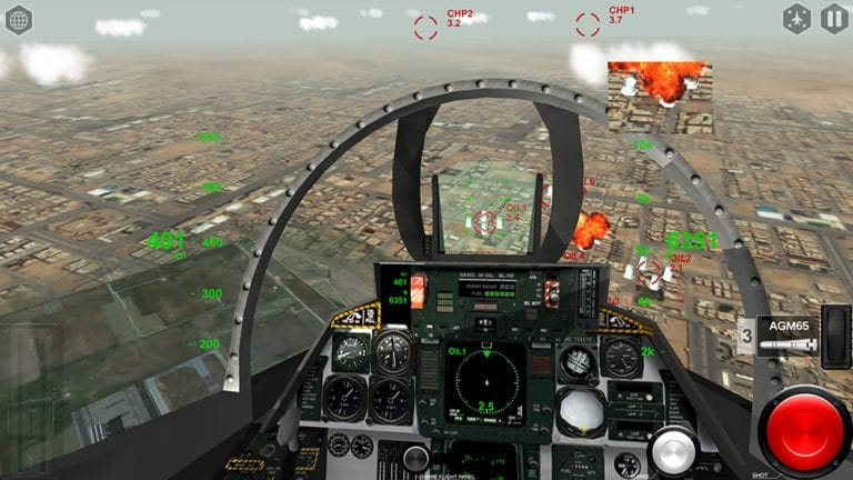 AirFighters для Android