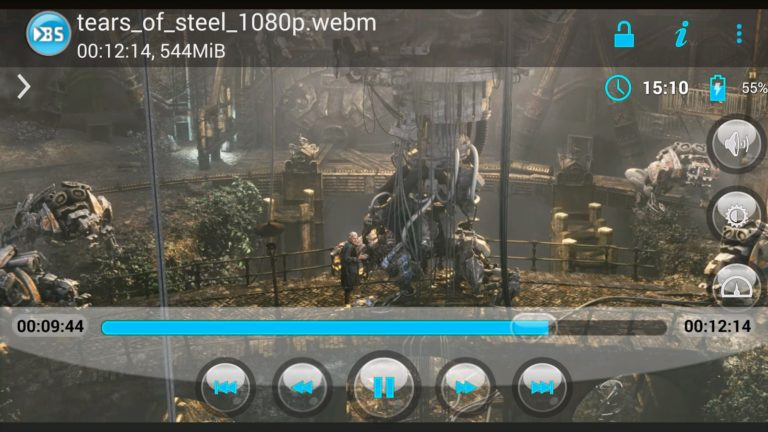 BSPlayer для Android