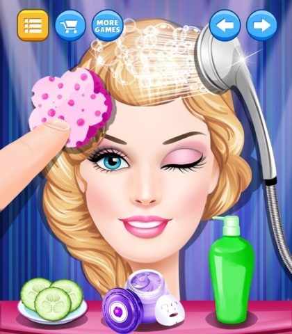 Beauty Hair Salon для Android