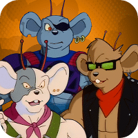 Biker Mice from Mars для Android