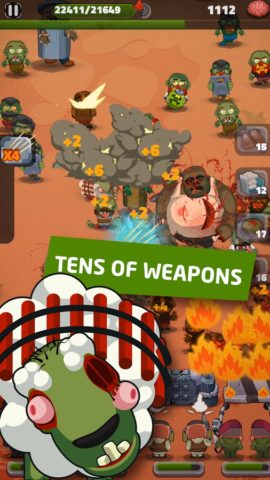 Desert Zombies для Android