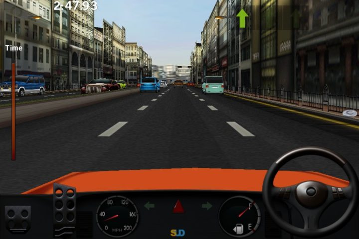 Dr. Driving per Android