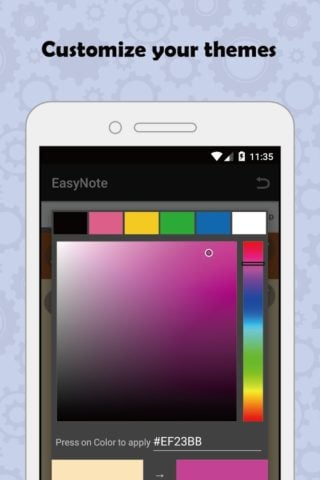 EasyNote для Android