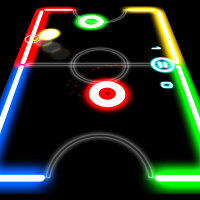 Glow Hockey для Android