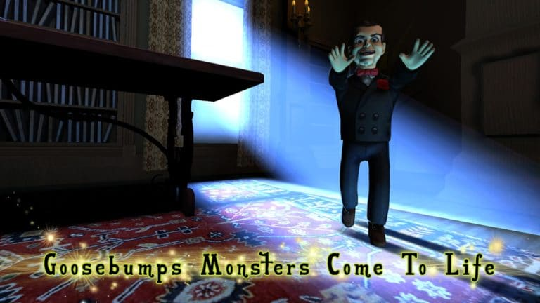 Goosebumps Night of Scares для Android