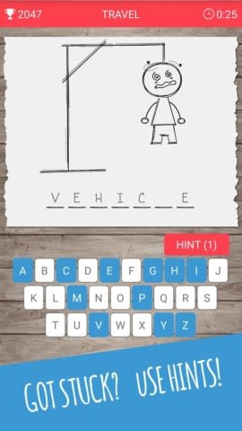 Hangman pour Android