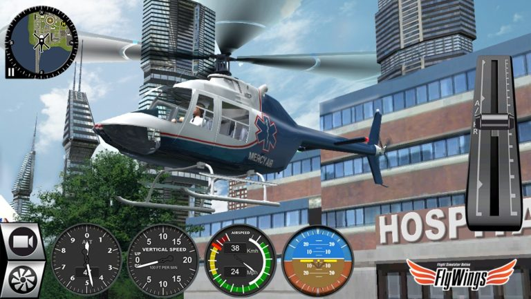 Helicopter Simulator 2016 для Android