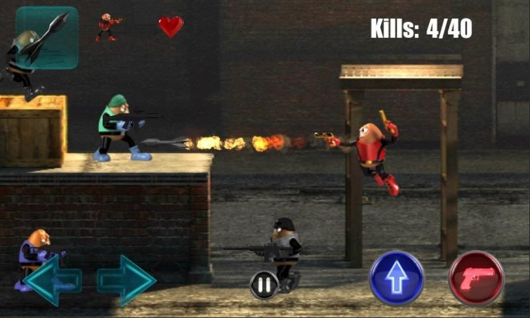 Killer Bean Unleashed для Android