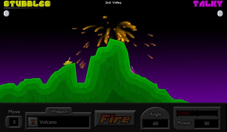 Pocket Tanks pour Android