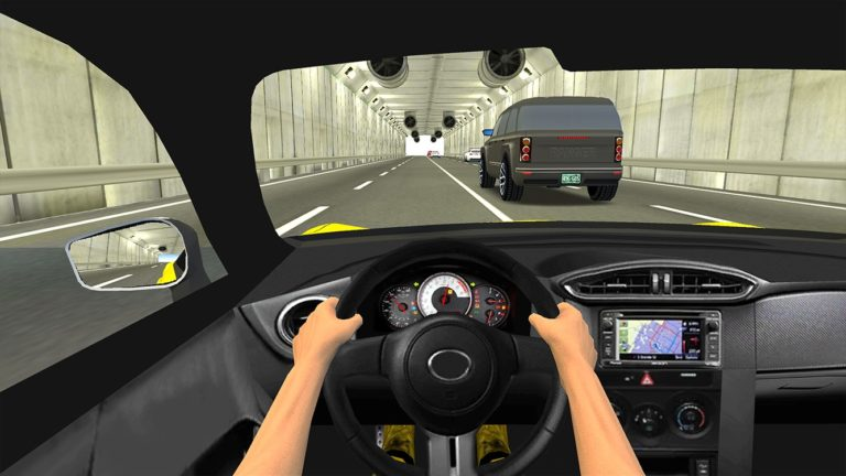 Racing in City для Android