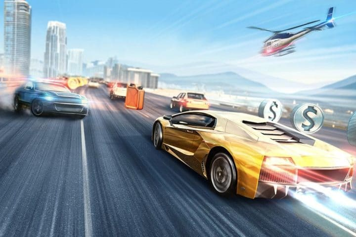 Road Racing для Android