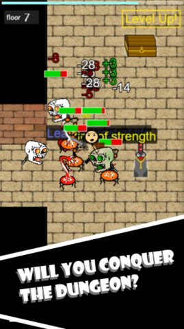 Rogue Dungeon RPG для Android