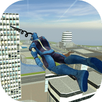 Rope Hero Vice Town für Android