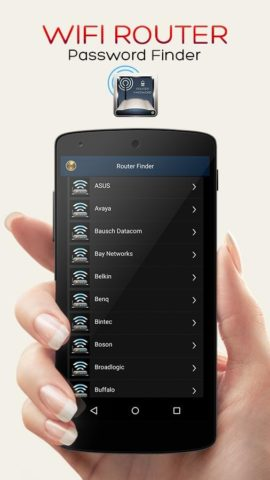 Router Password для Android