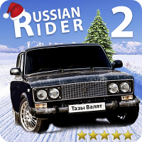 Russian Rider Drift для Android
