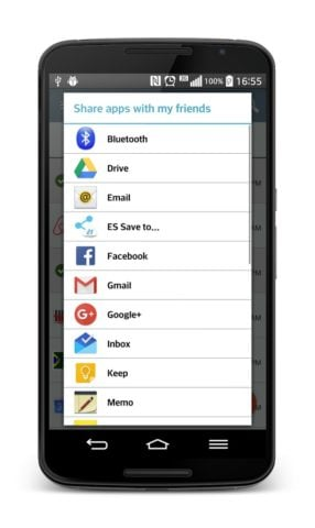 Share Apps для Android