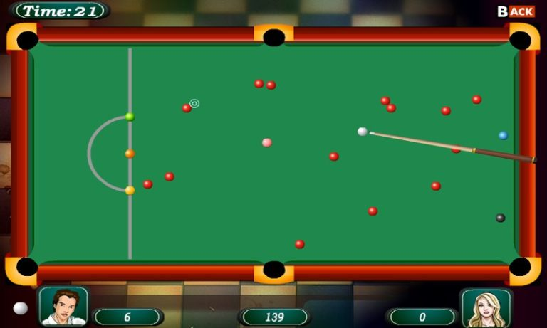 Snooker Pool для Android