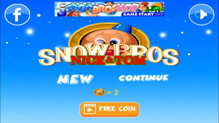 Snow Bros for Android