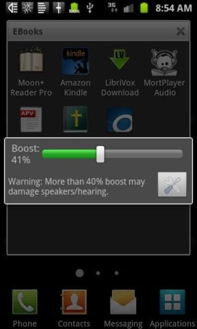 Speaker Boost для Android