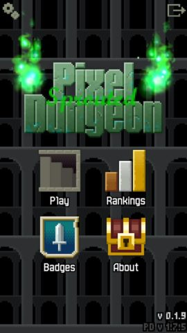 Sprouted Pixel Dungeon для Android