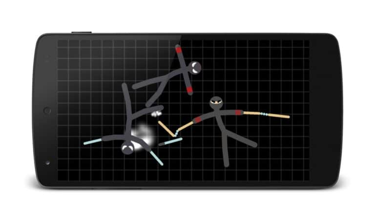 Stickman Warriors для Android