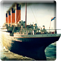 Titanic 3D Free live wallpaper for Android