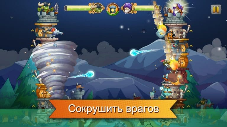 Tower Crush для Android