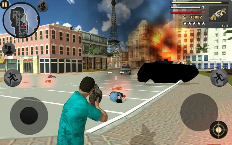 Vegas Crime Simulator for Android