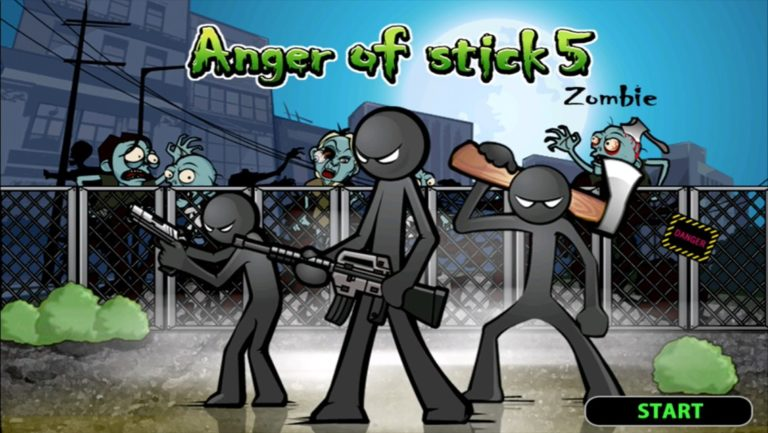 Anger of Stick 5 для Android