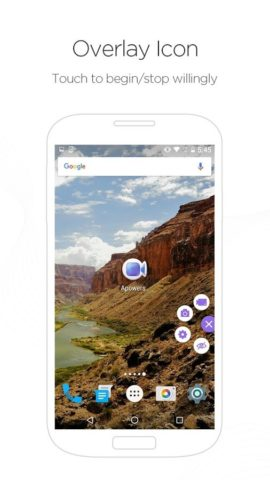 Apowersoft Screen Recorder для Android