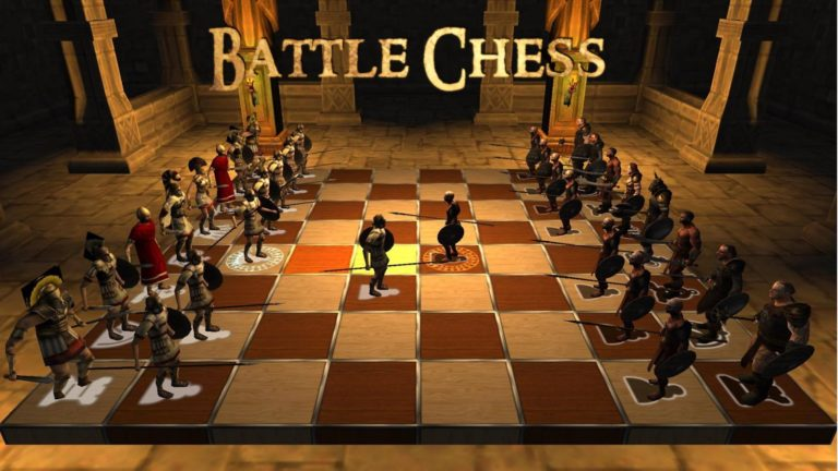 Battle Chess для Android