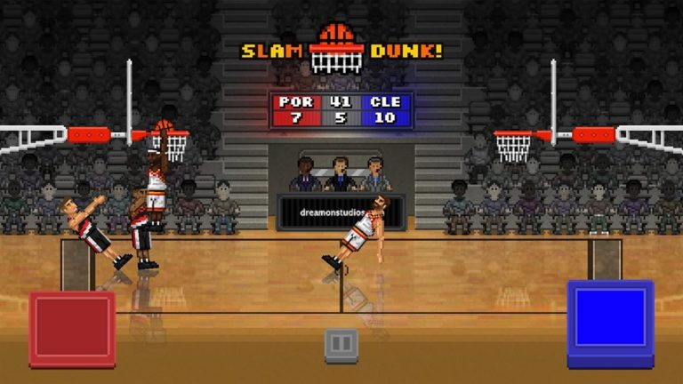 Bouncy Basketball для Android