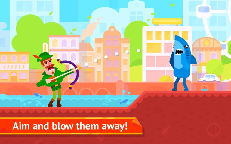 Bowmasters для Android