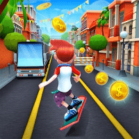 Bus Rush для Android