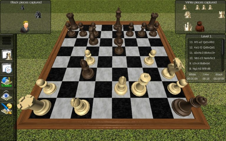 Chess 3D для Android