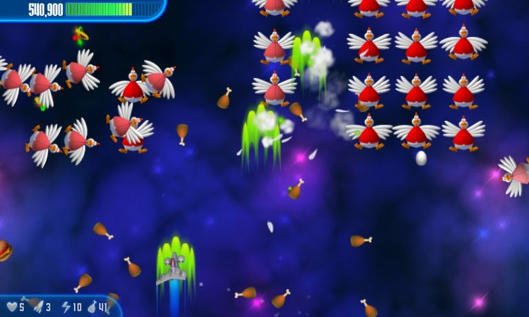 Chicken Invaders 3 для Windows